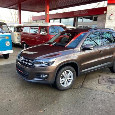 Old Bulli Berlin - Bulli-Handel - Bulli-Verkauf - VW Tiguan