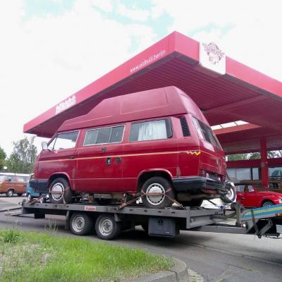 Old Bulli Berlin - Bulli-Handel - Bulli-Verkauf - VW T1 - VW T2 - VW T3