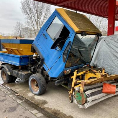 Old Bulli Berlin - Bulli-Handel - Bulli-Verkauf - IFA Multicar