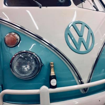 Old Bulli Berlin - VW T1 - Hochzeitsauto