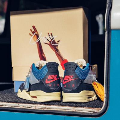 Old Bulli Berlin - KICKZ - Nike - Jordan