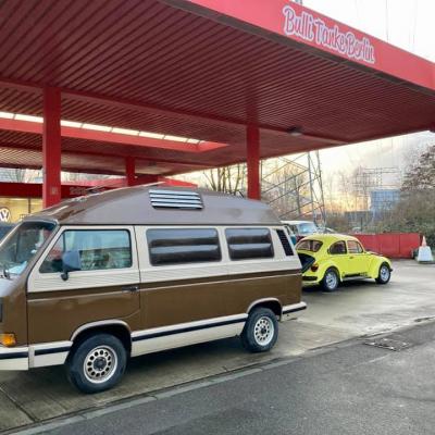 Old Bulli Berlin - Bulli-Handel - Bulli-Verkauf - VW T3 Dehler Profi