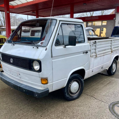 Old Bulli Berlin - Bulli-Handel - Bulli-Verkauf - VW T3 Lufti Pritsche