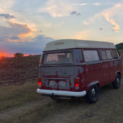 Old Bulli Berlin - VW T2a/b Riviera