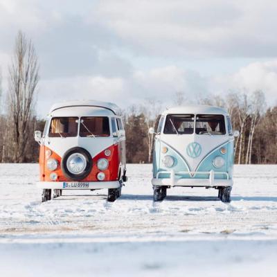 Old Bulli Berlin - VW T1 - Fotobulli - Hochzeitsauto