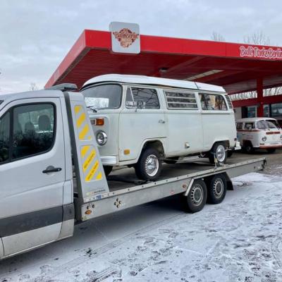 Old Bulli Berlin - Bulli-Handel - Bulli-Verkauf - VW T2b Westfalia