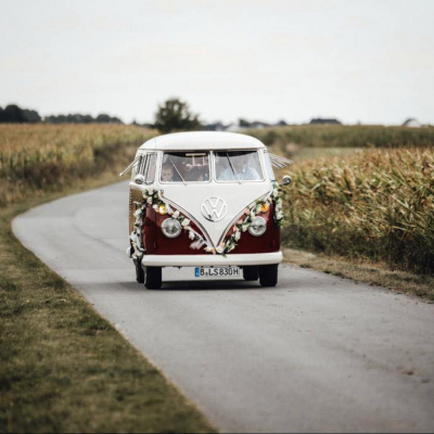 Old Bulli Berlin - VW T1 - Hochzeitsauto - Bulli mieten