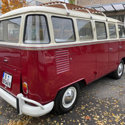 Old Bulli Berlin - Bulli-Handel - Bulli-Verkauf - VW T1